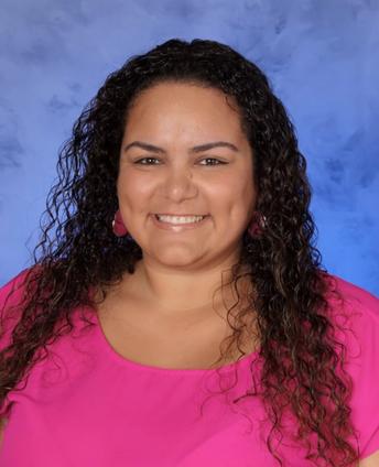 Ms. Gianelle Amoedo, Assistant Principal