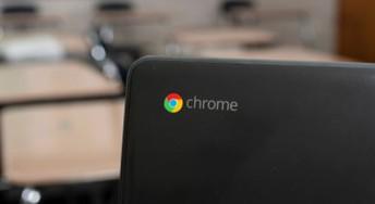 Anuncios de la biblioteca: distribución de Chromebook