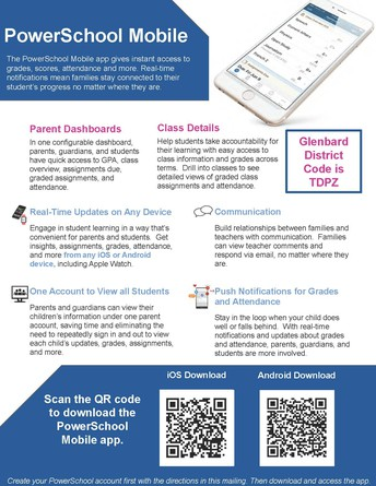 PowerSchool App Information