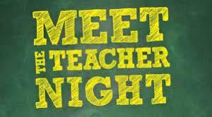 7th & 8th Grade Meet The Teacher Night Coming Soon