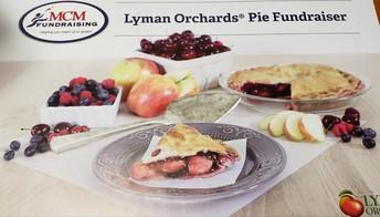 Holiday Pie Fundraiser