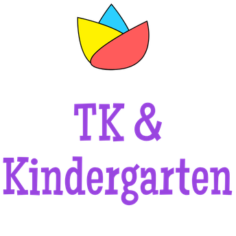 TK & Kindergarten ONLY Back to School Night