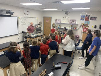 Chemistry Demonstration