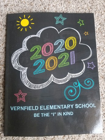 Yearbooks Have Been Distributed!