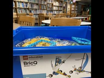Lego Education BriQ Motion Prime Science Pack
