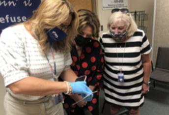 Voluntary COVID - 19 Testing