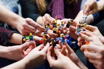 Weekly LEGO Challenges