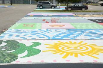 Parking Spot Painting - Class of 2022