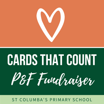 Cards that Count Fundraiser