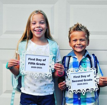Share Your Back To School Photos
