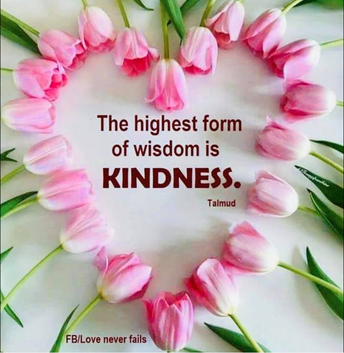 Kindness Pass It On