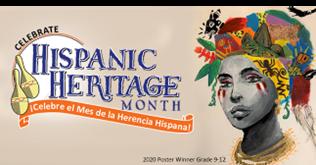 Hispanic Heritage Month Bookmark Contest