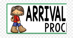 REMINDER: School Day Arrival/Dismissal Procedures/Reminders