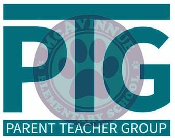 Join McAvinnue's Parent Teacher Group (PTG)!