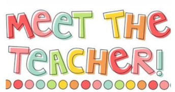 Meet the Teacher & Ice Cream Social: July 29th from 4:30-6pm! Stay tuned for additional details...
