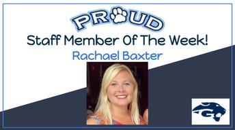 Richard Mann Elementary PBIS Staff Members of the Week