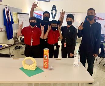 YMLA - AVID Pringle Challenge