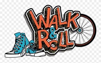 Walk N Roll Next Wednesday!