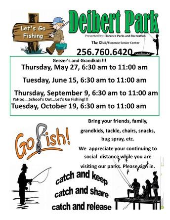 Deibert Park Fishing Day: A Splashing Success!