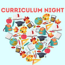 Curriculum Night ~ Session 2 (3rd, 4th, & 5th Grades)