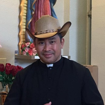 Rev. Ronaldo Mercado