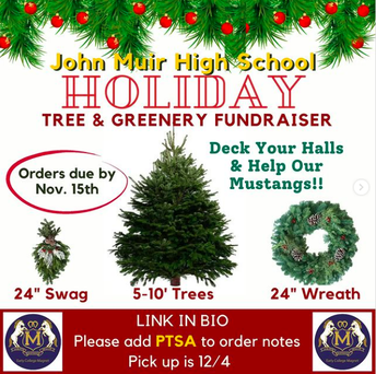 PTA Holiday Fundraiser