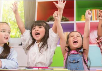 Welcome kindergarten and pre-school!!