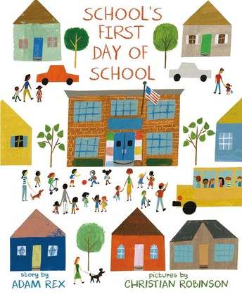 August's SEL book showcases a unique perspective on back to school