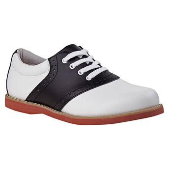 NAVY/WHITE Saddle Shoes Gr. 1-8