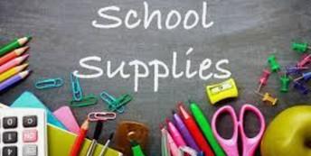 Optional School Supplies