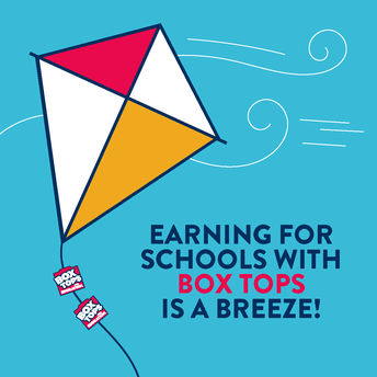 BOX TOPS FOR EDUCATION UPDATE