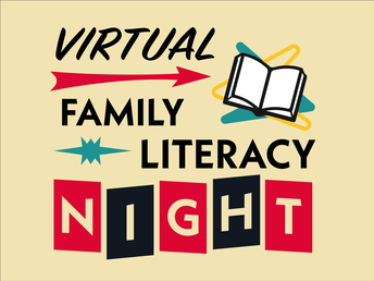 Virtual Family Literacy Night!
