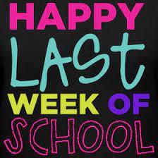 The Week Ahead...