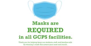 Additional Information Regarding Masks in GCPS