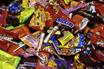 Candy Donation