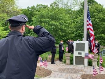 Veterans Celebrated with Honor Escort
