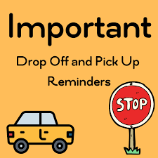 Student Pick-up and Drop off