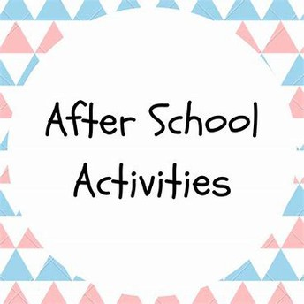 After School Activity Expectations
