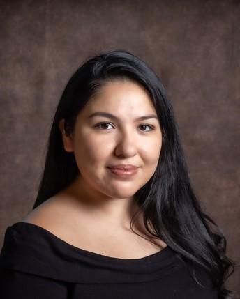 Veterans Memorial Library Assistant, Betzaida Mendez