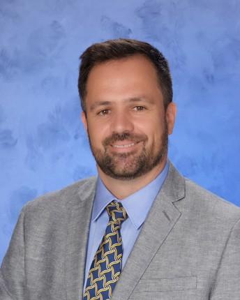 Mr. Sergio Delgado, Principal
