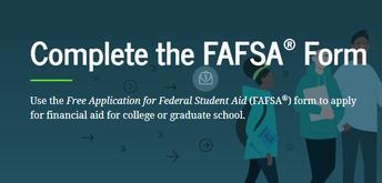 FAFSA Application Opens Oct. 1st