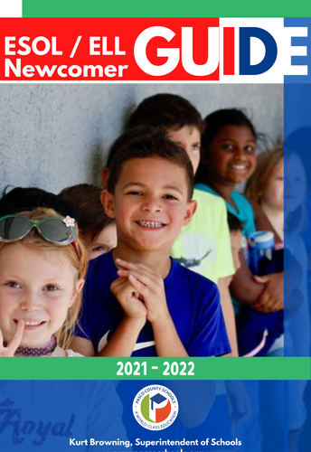 Our ELL/ESOL Newcomer Guide is up on our website!