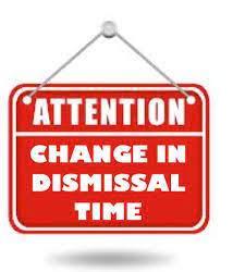 Dismissal on Friday