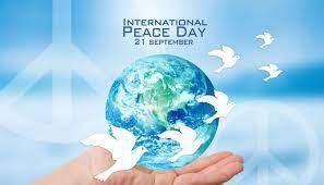 International Peace Day-September 21