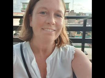 Ms.Jenny Österlind  AISM Board member and Parent
