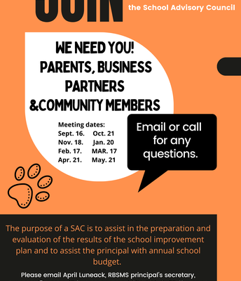 School Advisory Committee
