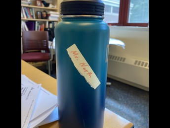 Please Send Your Children In With A Water Bottle Each Day!