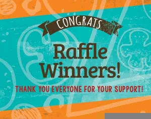 Congratulations to Daniel and Michelle Reif! They were this year's winner of the St. Bede's Grand Prize Raffle of $5,000!  Monies raised from the Raffle help support our school!
