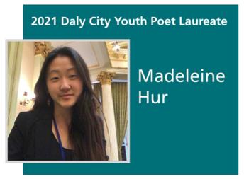Congratulations to Madeleine Hur!