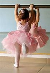 Muffins with Mom (Ballet focus)